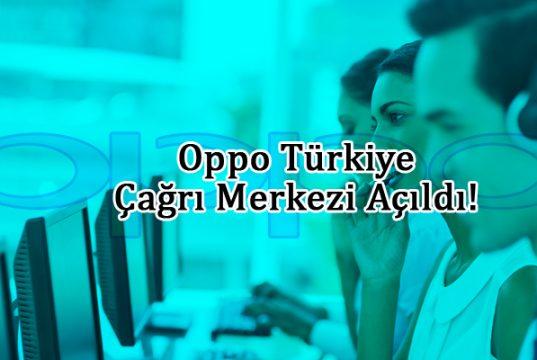 Oppo Türkiye Çağrı Merkezi