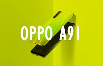 Oppo A91 Fiyat ve Özellikleri