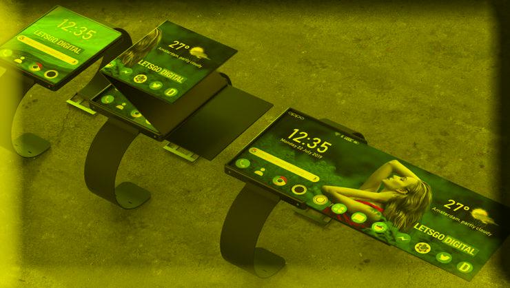 Oppo Akıllı Saat EKG Özelliği İle Geliyor