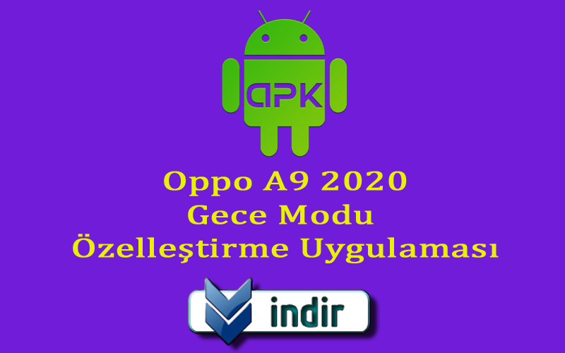 OPPO A9 2020 Gece Modu Özelliği - Google Kamera
