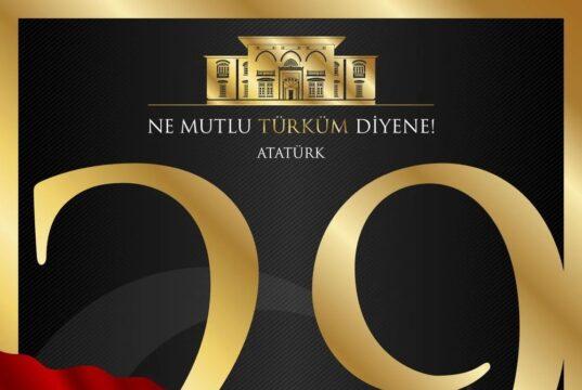29 Ekim Cumhuriyet Bayramı Görselleri