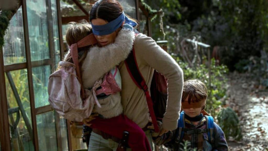 Netflix Bedeva Film Bird Box - Oppotr.Com