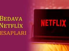 Eylül 2020 Bedava Netflix Hesapları
