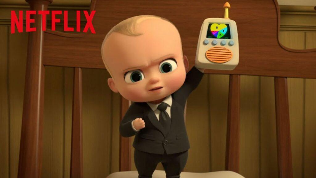 Netflix Bedava Dizi Patron Bebek: Yine İş Başında