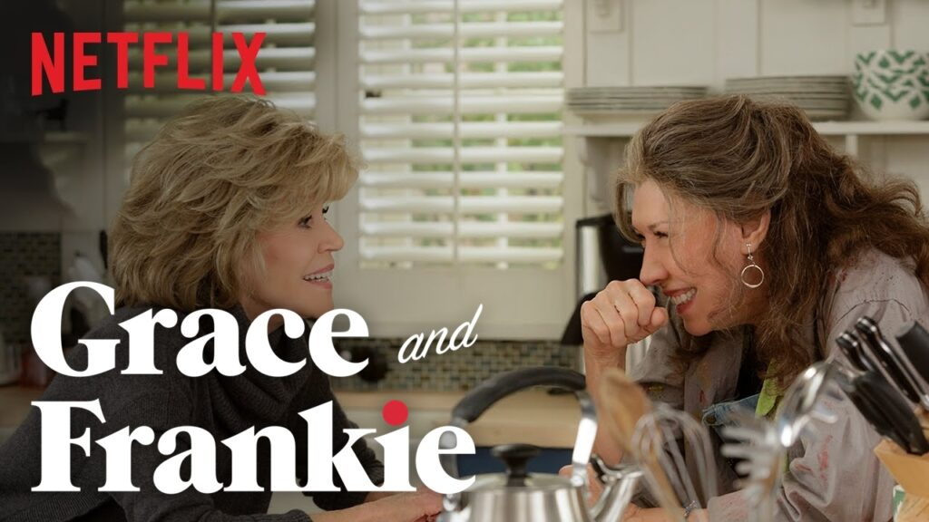 Netflix Bedava Dizisi: Grace and Frankie