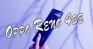 Oppo Reno 4 SE Tanıtıldı - OppoTr.Com