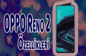 Oppo Reno 2 Özellikleri - OppoTr.Com