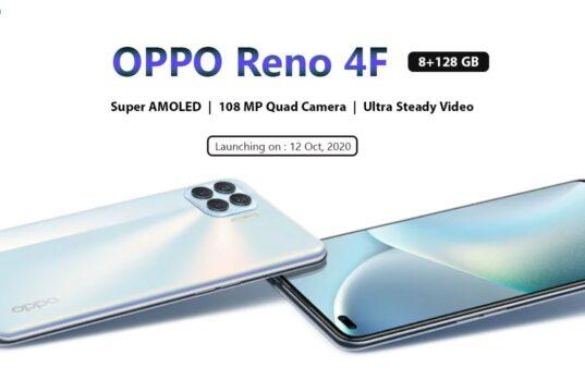 Oppo Reno 4F Tanıtıldı! OppoTr.Com