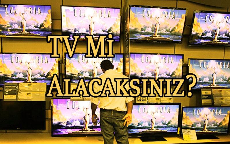Televizyon Alırken Nelere Dikkat Edilmeli? OppoTr.Com
