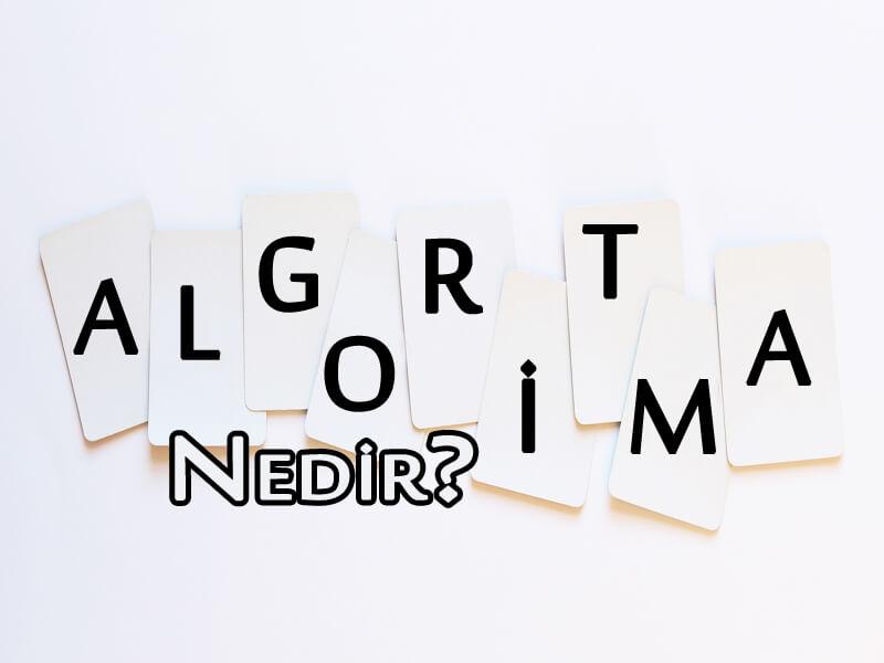 Algoritma Nedir? OppoTr.Com