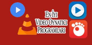 En İyi Video Oynatıcı Programları Nelerdir? OppoTR.Com