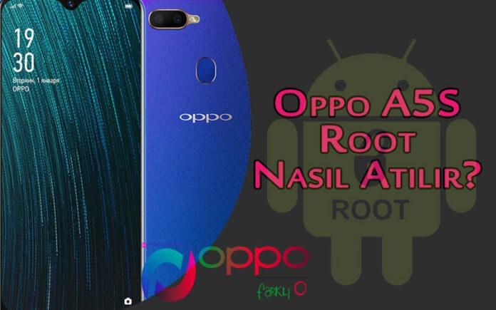 Oppo A5S Root Nasıl Atılır? OppoTr.Com