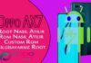 Oppo AX7 Root Nasıl Atılır? AX7 Custom Rom Atma? AX7 Bilgisayarsız Root Atma? OppoTr.Com
