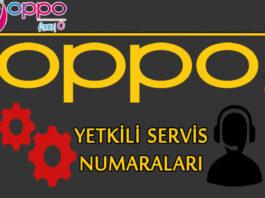 Oppo Yetkili Servis Numaraları! OppoTr.Com