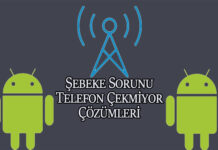 Şebeke Sorunu, Telefon Çekmiyor Çözümü! OppoTr.Com