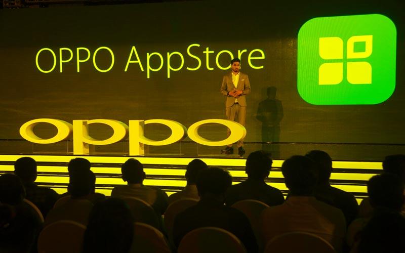 Oppo AppStore