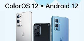 Android 12 Tabanlı Oppo ColorOS 12 Resmen Tanıtıldı!