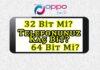 Telefonunuz Kaç Bit 32 bit mi 64 bit mi?